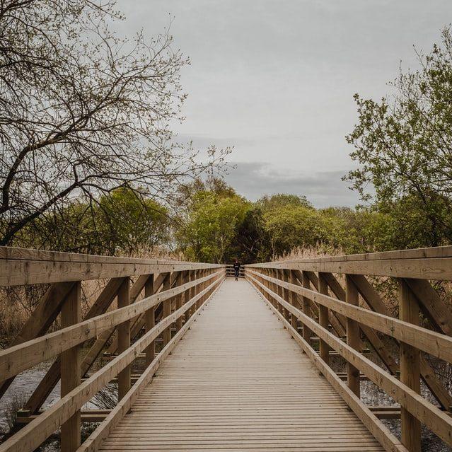 Am Brückentag, den 14. Mai 2021